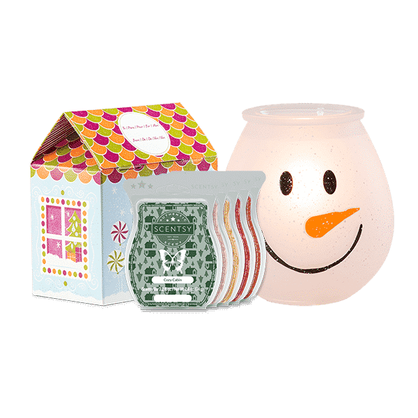 SCENTSY EARLY BLACK FRIDAY BUNDLE | SCENTSY FROSTY GLOW WARMER BUNDLE & COZY COLLECTION | SCENTSY EARLY BLACK FRIDAY SALE | Shop Scentsy | Incandescent.Scentsy.us