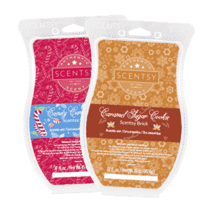 SCENTSY 2019 HOLIDAY BRICK BUNDLE