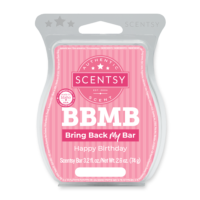 HAPPY BIRTHDAY SCENTSY BAR