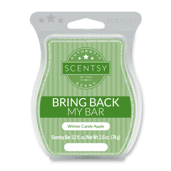 WINTER CANDY APPLE SCENTSY BAR   WINTER CANDY APPLE SCENTSY BAR   BRING BACK MY BAR JULY 2019   Shop Scentsy   Incandescent.Scentsy.us