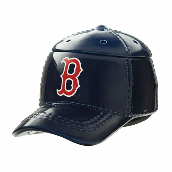 BOSTON BASEBALL CAP SCENTSY WARMER | DISCONTINUED ON SALE
