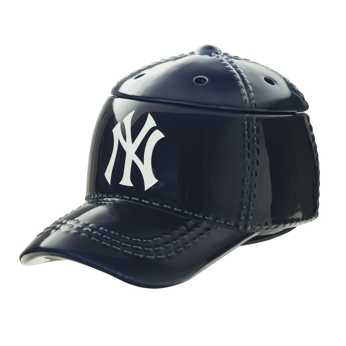 NEW YORK Y BASEBALL CAP SCENTSY WARMER | DISCONTINUED ON SALE