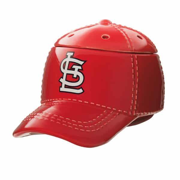 ST. LOUIS BASEBALL CAP SCENTSY WARMER  756afe2c10e