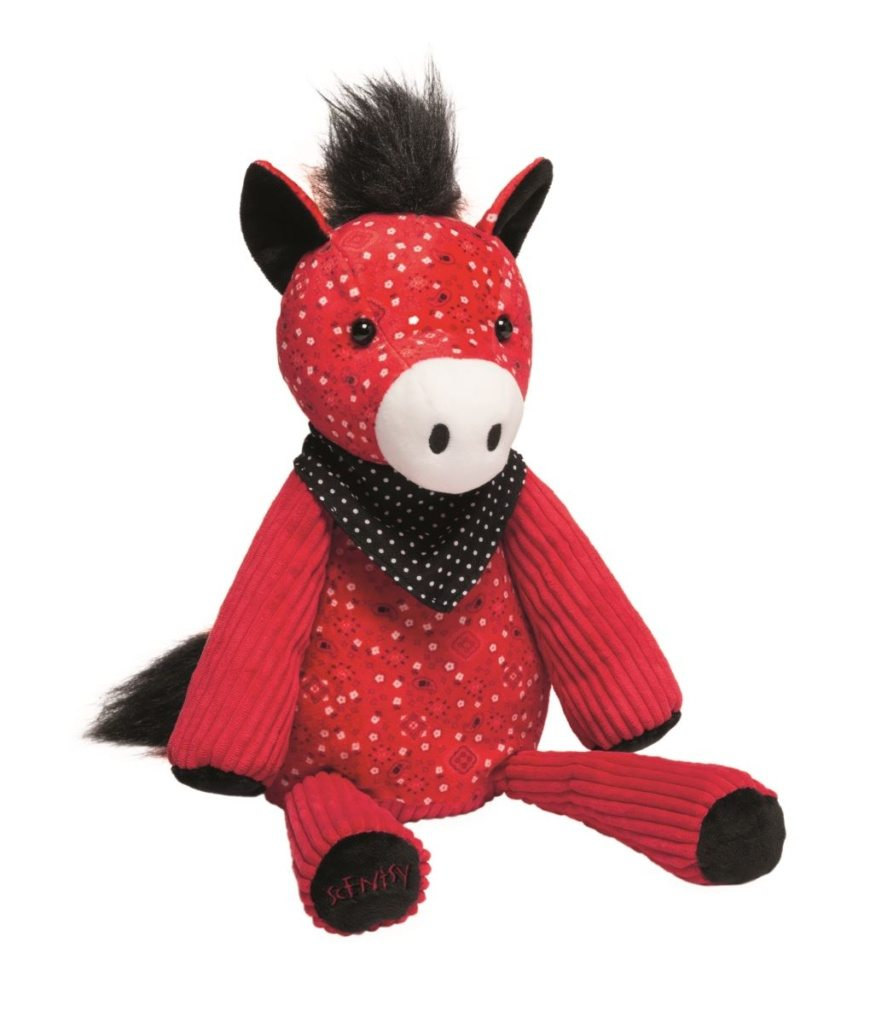 Scentsy 2015 Buddy - Bandit The Horse