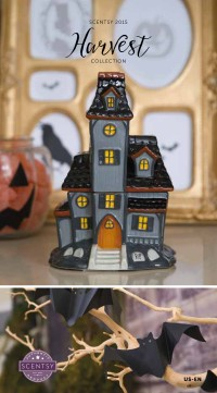 2015 Scentsy Harvest / Halloween Catalog