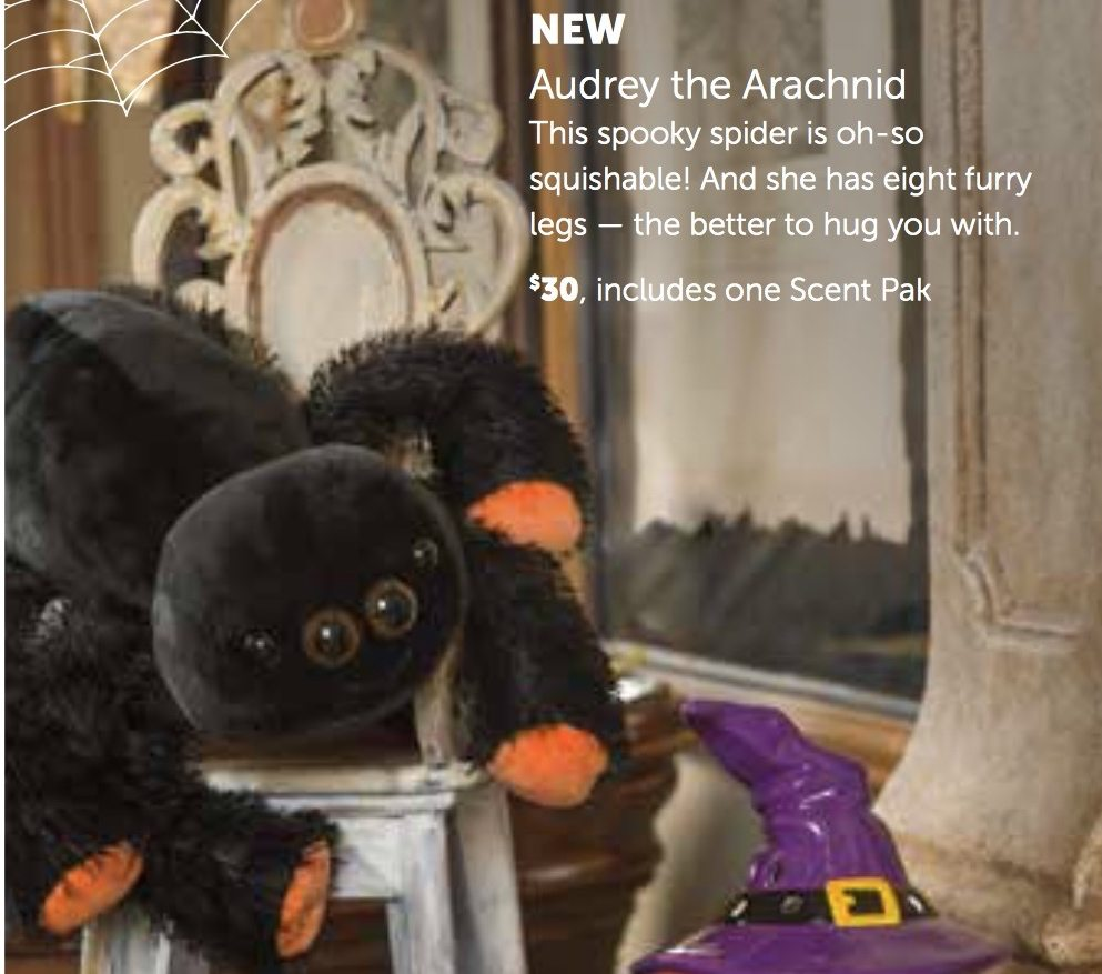 Audrey The Arachnid Scentsy Buddy Scentsy Buy Online Scentsy