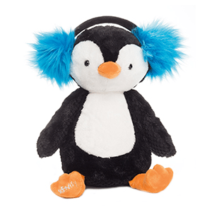 Scentsy Percy the Penguin Buddy Christmas