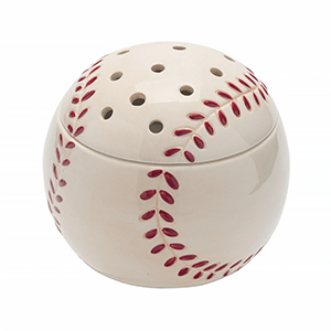   Scentsy Home Run! Baseball Warmer ~ October 2015 Warmer of the Month