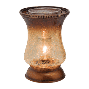 Amber Ombré Scentsy Lampshade Warmer