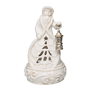 OLD WORLD SANTA SCENTSY WARMER
