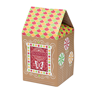 Scentsy Holiday Gift Bar Box