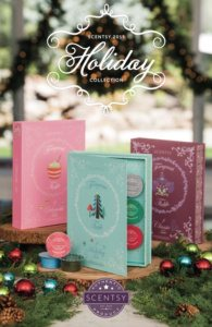 Scentsy 2015 Holiday Christmas Flyer