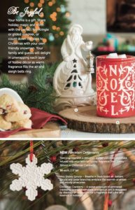 Scentsy 2015 Holiday Christmas Flyer 3
