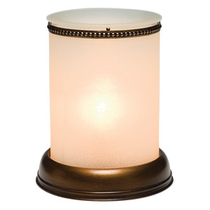 Scentsy Frosted Shade Warmer