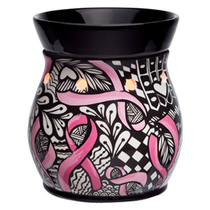 RIBBONS OF HOPE SCENTSY WARMER PREMIUM