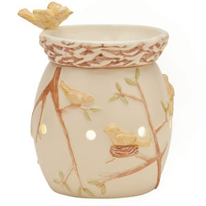 NATURE'S HAVEN SCENTSY WARMER PREMIUM