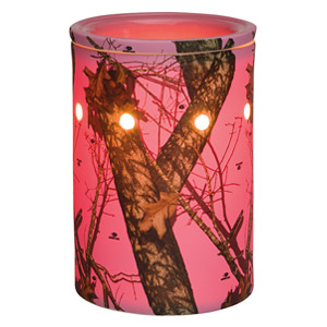 MOSSY OAK BREAK-UP PINK SCENTSY WARMER PREMIUM