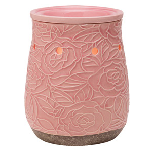 CRACKLIN' ROSE SCENTSY WARMER PREMIUM