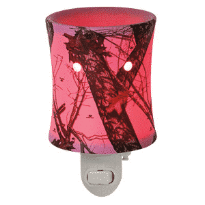 MOSSY OAK BREAK-UP® PINK NIGHTLIGHT SCENTSY WARMER