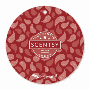 APPLE S'MORES SCENT CIRCLE | Shop Scentsy Apple S'mores Fragrance