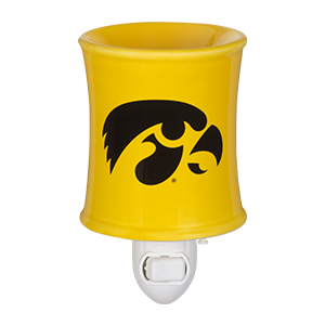 UNIVERSITY OF IOWA SCENTSY MINI WARMER