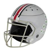 THE OHIO STATE UNIVERSITY FOOTBALL HELMET WARMER ELEMENT ~ $55.00