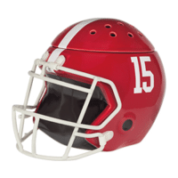 UNIVERSITY OF ALABAMA FOOTBALL HELMET SCENTSY WARMER ELEMENT