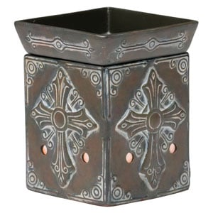 CHARITY SCENTSY WARMER DELUXE