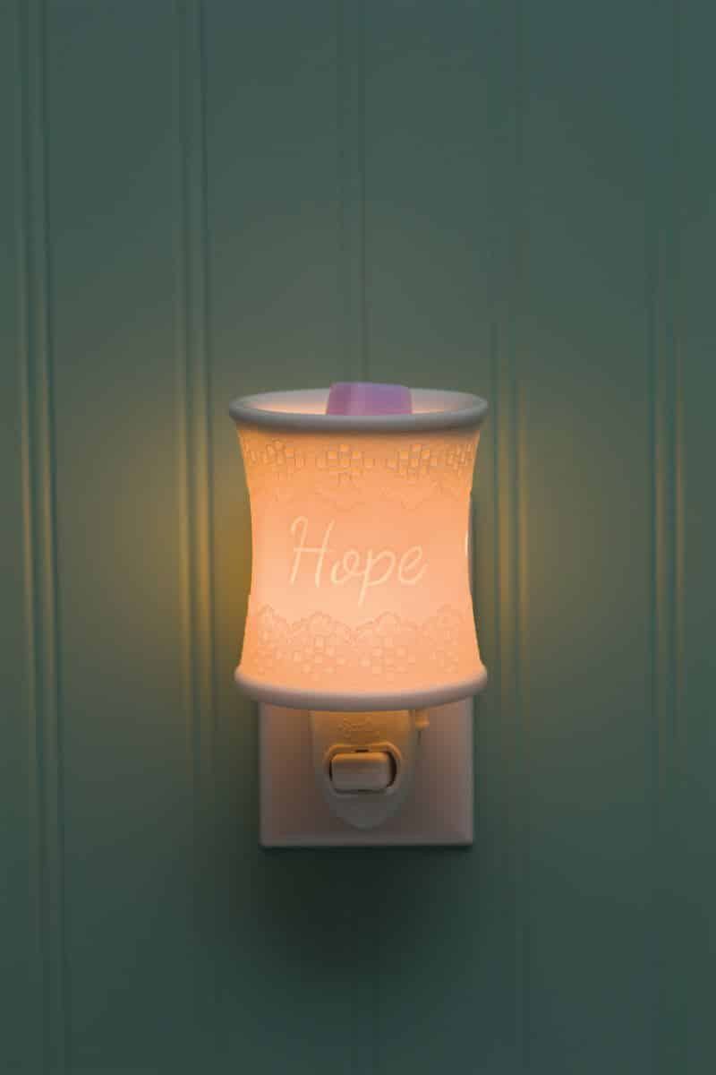 Lace Amp Hope Scentsy Nightlight Warmer Scentsy 174 Buy
