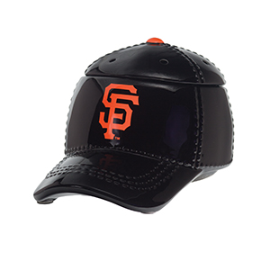 SAN FRANCISCO BASEBALL CAP SCENTSY WARMER | DISCONTINUED ON SALE