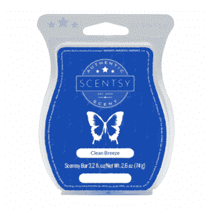 CLEAN BREEZE SCENTSY BAR