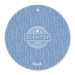 Scentsy Beach Scent Circle