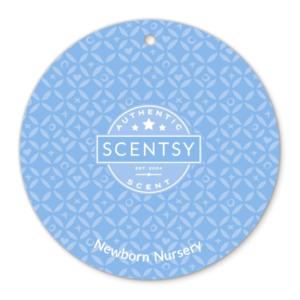 NEWBORN NURSERY SCENTSY SCENT CIRCLE | Newborn Nursery Scentsy Scent Circle