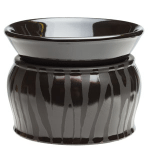 BLACK ZEBRA SCENTSY WARMER ELEMENT