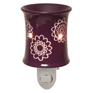 DAISY CRAZE NIGHTLIGHT SCENTSY WARMER