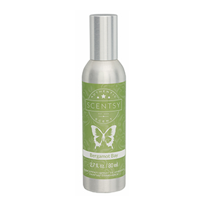 SCENTSY BERGAMOT BAY ROOM SPRAY