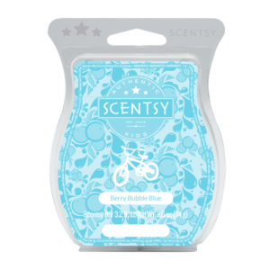 BERRY BUBBLE BLUE SCENTSY BAR