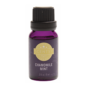 SCENTSY CHAMOMILE MINT 100% NATURAL OIL