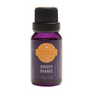 SCENTSY GINGER ORANGE 100% NATURAL OIL