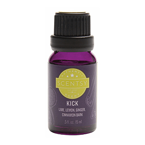 SCENTSY KICK ESSENTIAL OIL BLEND