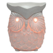 WHOOT OWL SCENTSY WARMER PREMIUM