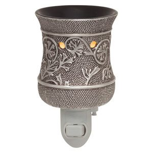SILVERVINE NIGHTLIGHT SCENTSY WARMER