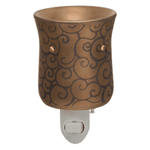BRONZE AGE NIGHTLIGHT SCENTSY WARMER