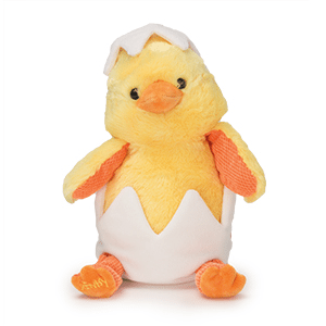 SCENTSY BUDDY EASTER - EGGMUND THE CHICK SCENTSY BUDDY