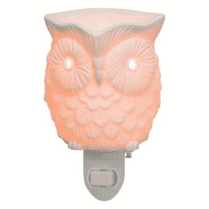 WHOOT NIGHTLIGHT OWL SCENTSY WARMER