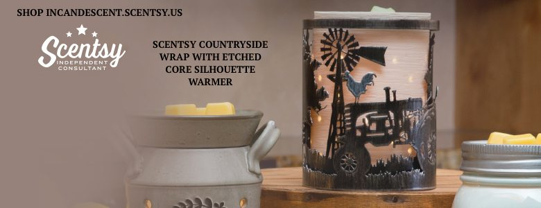SCENTSY COUNTRYSIDE WRAP