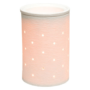 ETCHED SCENTSY CORE SILHOUETTE WARMER (WITH $15 WRAP)