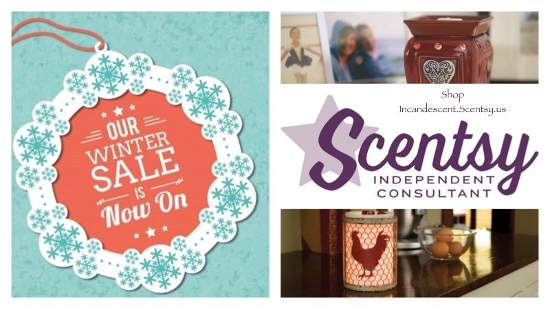 Scentsy February 2016 Winter 10 off Sale