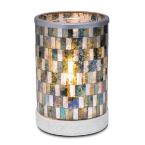 OCEAN MOSAIC LAMPSHADE SCENTSY WARMER