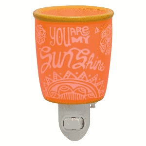 YOU ARE MY SUNSHINE NIGHTLIGHT SCENTSY WARMER